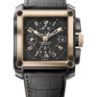 Baume & Mercier Hampton magnum XXL PVD Red Gold – 8825