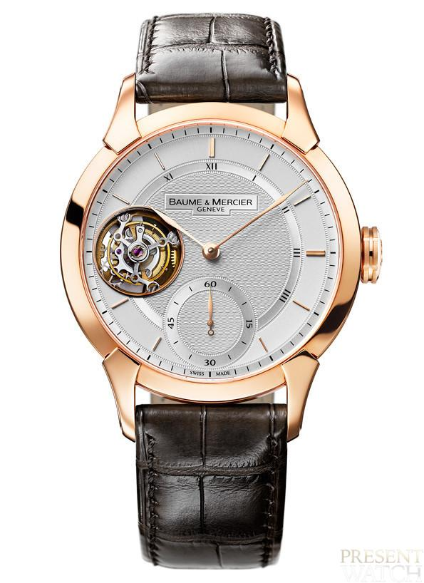 William Baume Tourbillon 2009