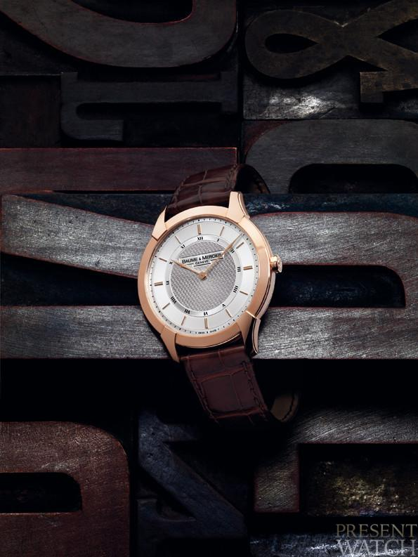 Ultra thin Baume & Mercier