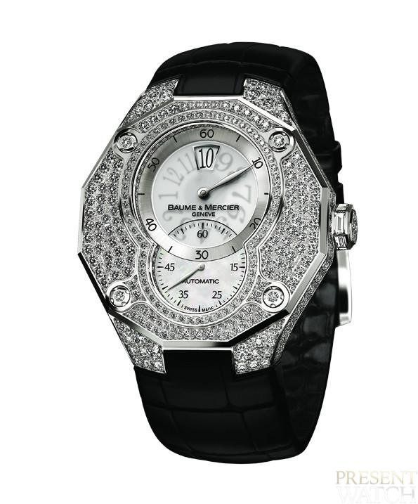 RIVIERA XXL HIGH JEWELRY JUMPING HOUR