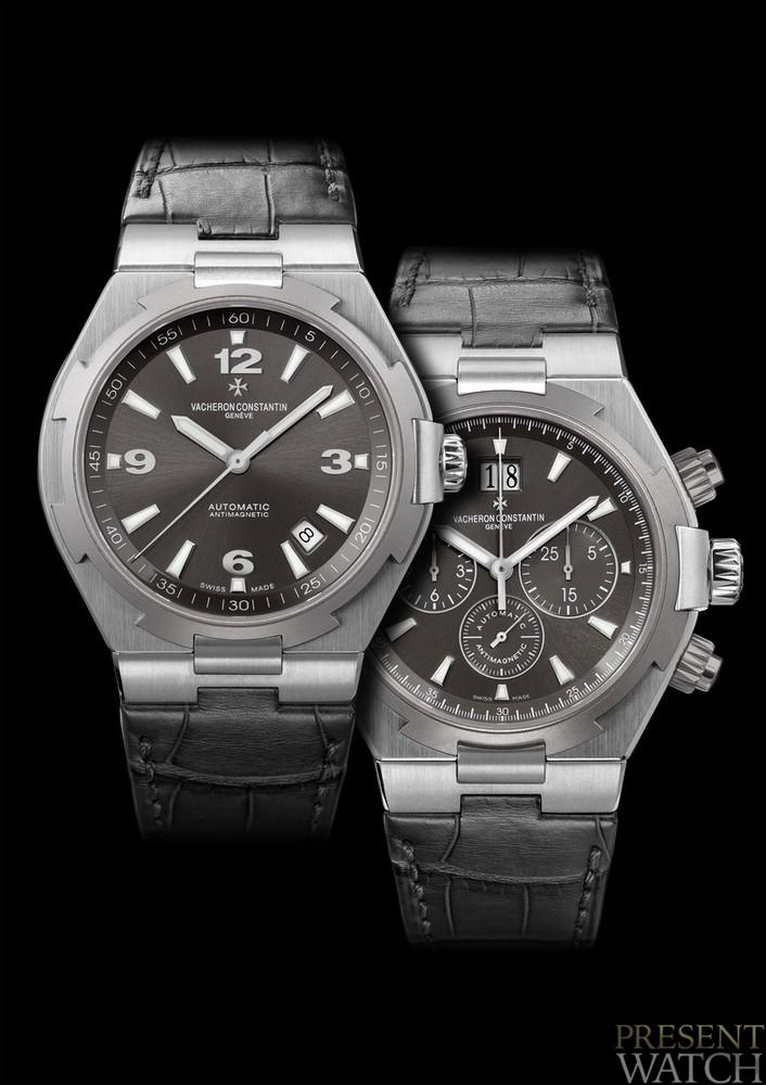 Vacheron Constantin new Overseas models 2009