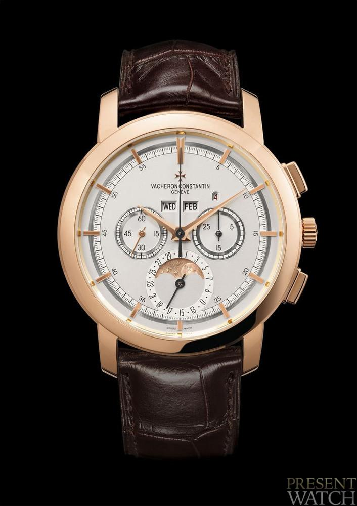 Vacheron Constantin Patrimony Traditionnelle Perpetual Calendar Chronograph and Chronograph / 2