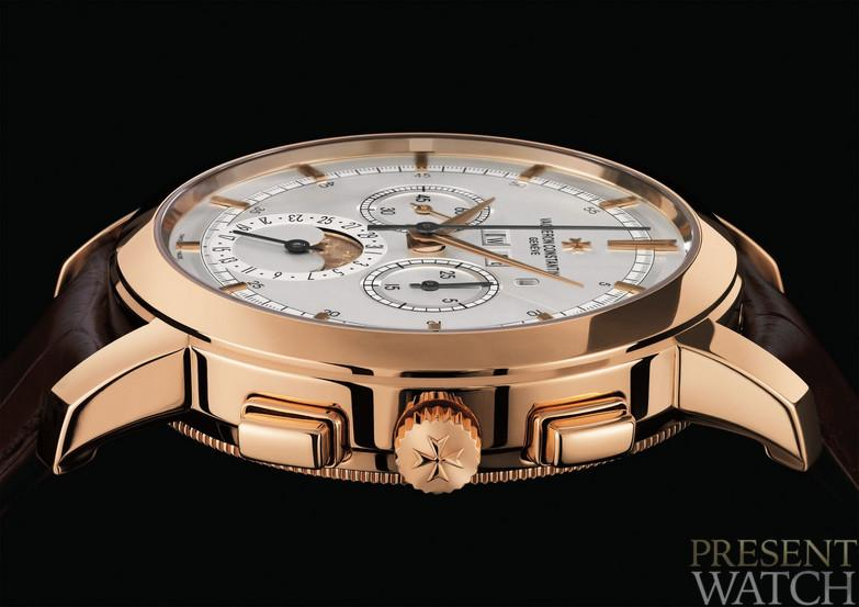 Vacheron Constantin Patrimony Traditionnelle Perpetual Calendar Chronograph and Chronograph / 3