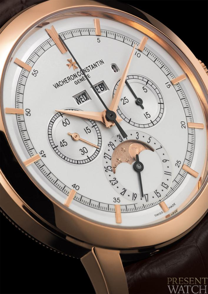 Vacheron Constantin Patrimony Traditionnelle Perpetual Calendar Chronograph and Chronograph / 4