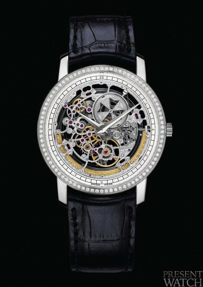 Vacheron Constantin Skeleton Patrimony Traditionnelle 2009