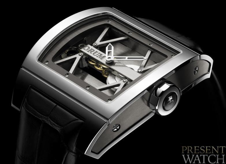 Corum Ti-Bridge 2