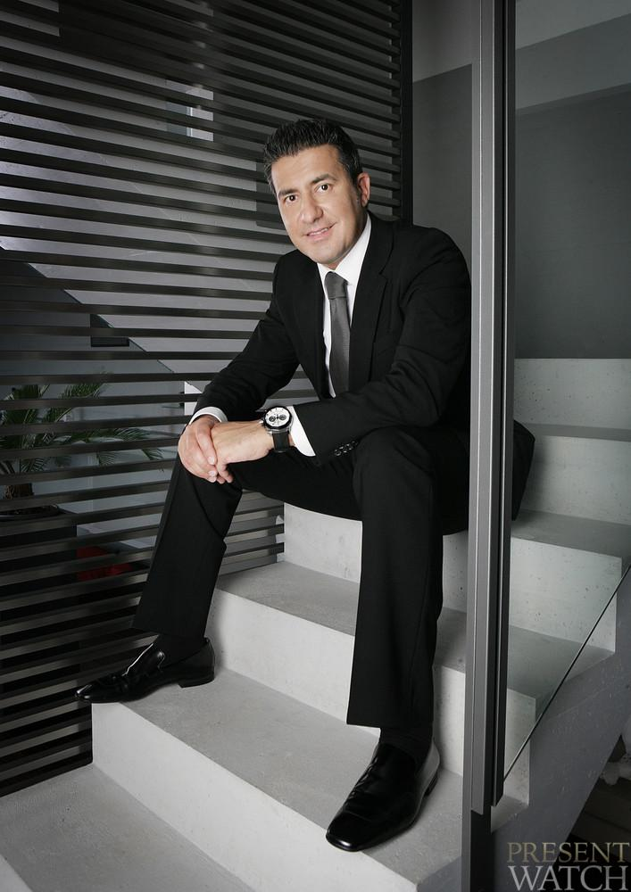 Antonio Calce CEO of Montres CORUM 2