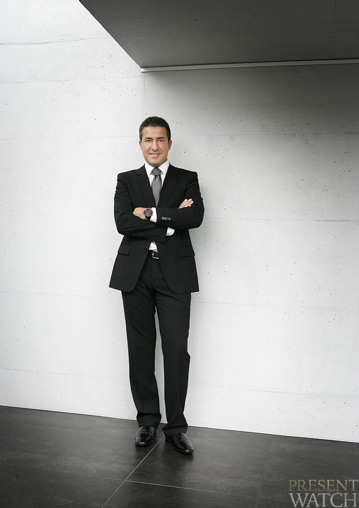 Antonio Calce CEO of Montres CORUM 3