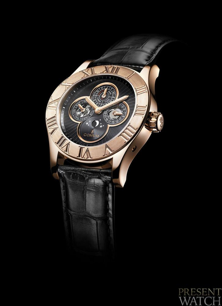 CORUM The human face of the watch industry 10