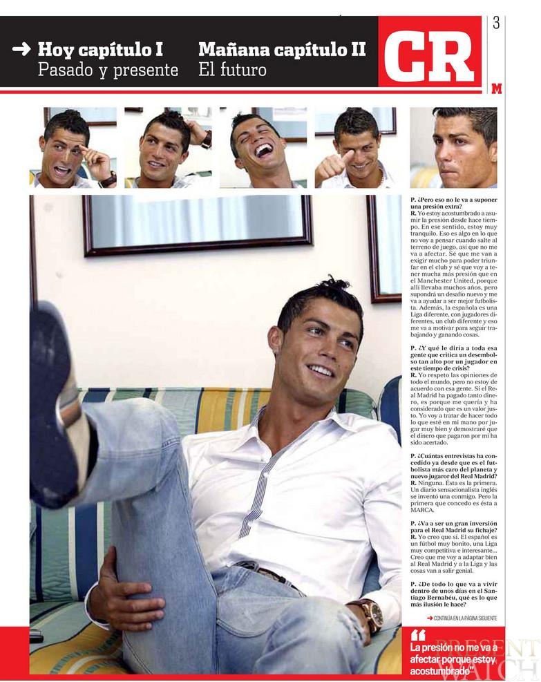 Cristiano Ronaldo and Corum / 3