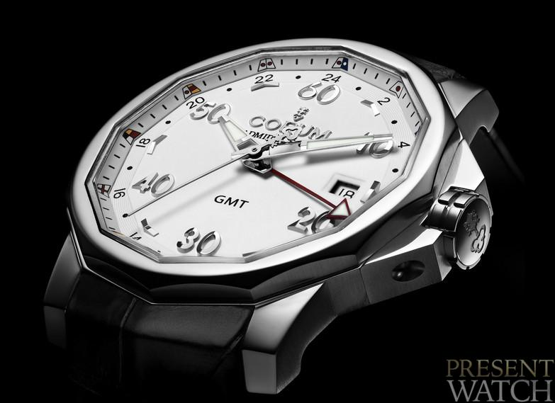 Corum Admiral's Cup GMT 44 / 2