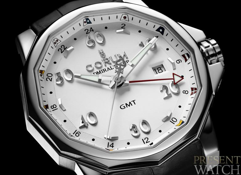 Corum Admiral's Cup GMT 44 / 3