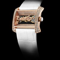 Corum Golden Bridge Lady