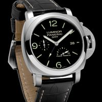 LUMINOR 1950 3 DAYS POWER RESERVE GMT 44 mm