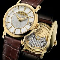 Patek Philippe Calatrava officer's watch