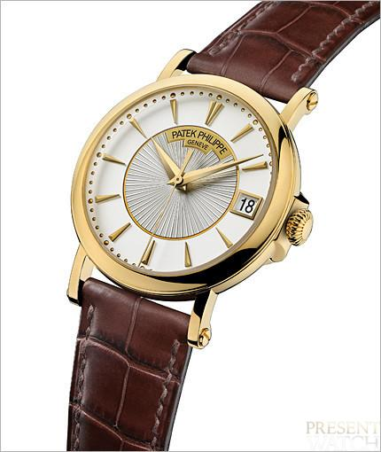 Patek Philippe Calatrava officer's watch 2