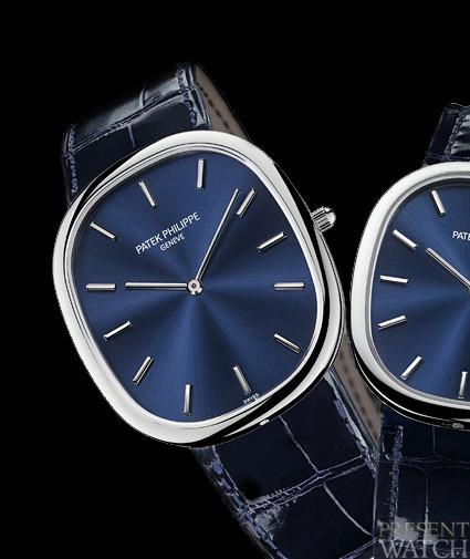 Patek philippe The Golden Ellipse Anniversary