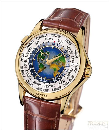 Patek Philippe World Time watch Ref. 5131 2