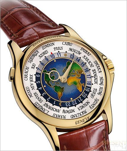 Patek Philippe World Time watch 3