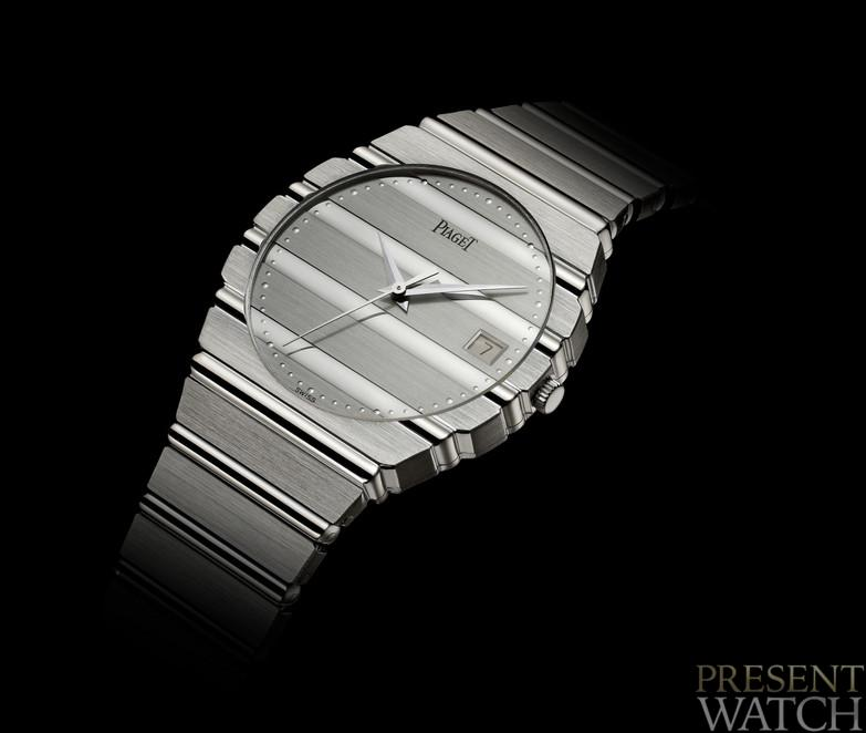 Piaget Polo, a legend silver