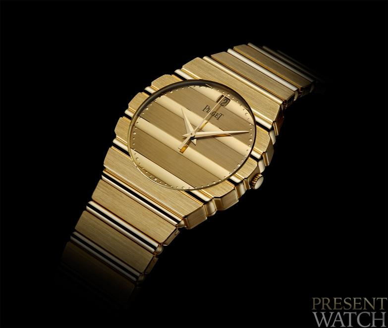 Piaget Polo, a legend gold