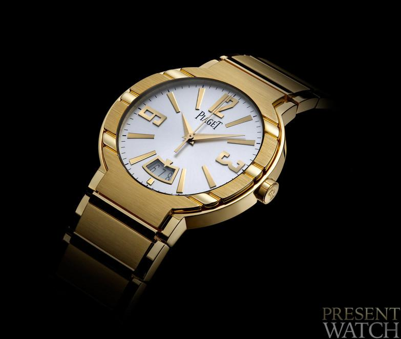 Piaget Polo, a legend gold 2