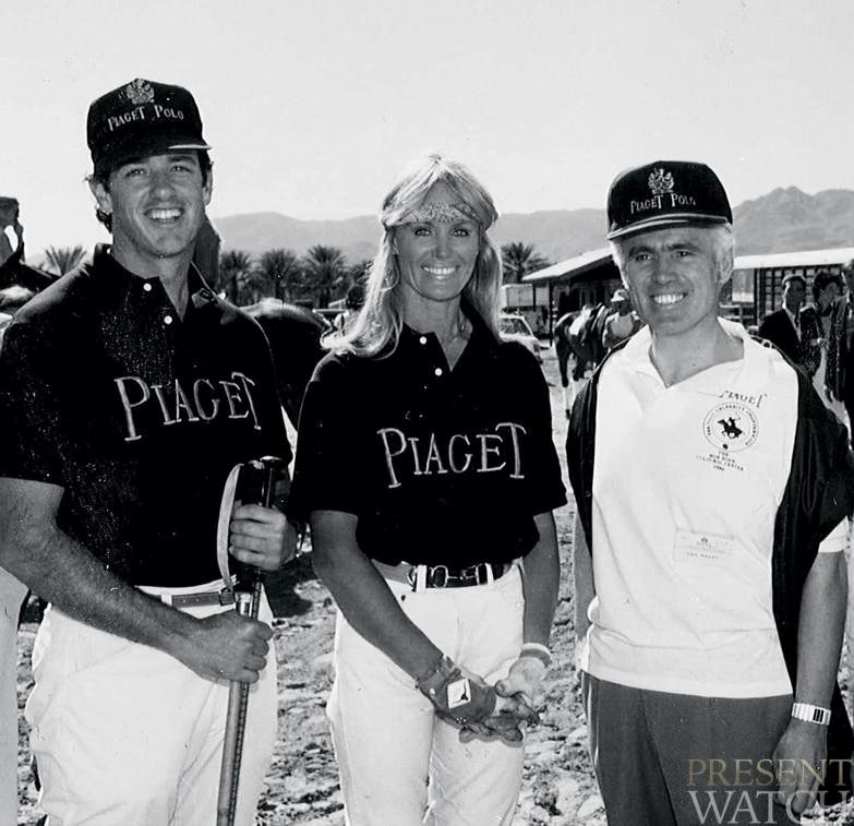 Piaget Polo, legendary people