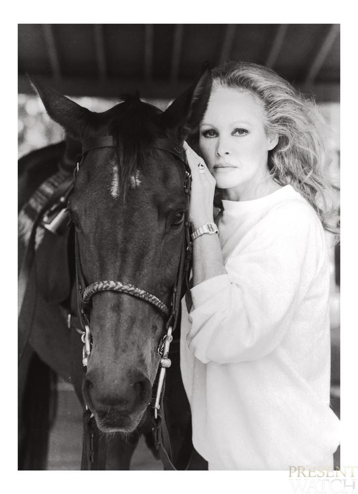 Piaget Polo and Ursula Andress
