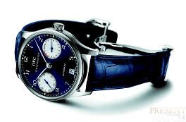 IWC and Laureus watches