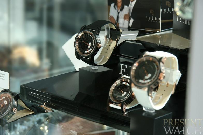 Luxury FELDO Timepieces