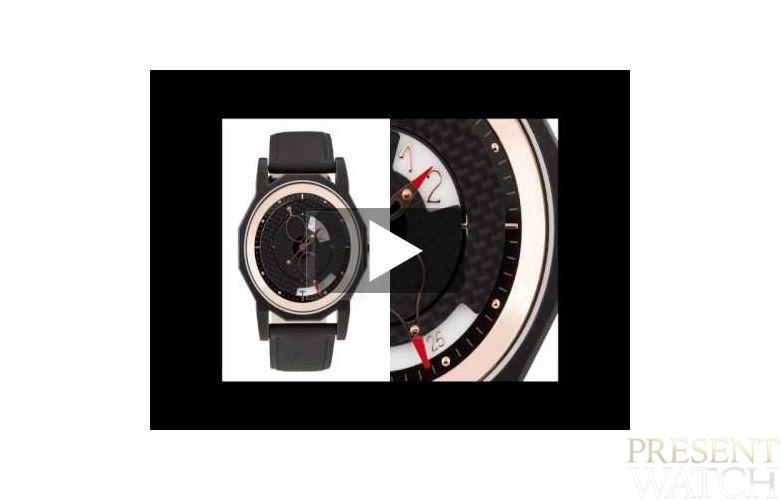 Video of the FELDO watch 1-1 B/B.