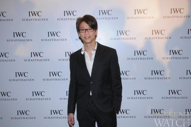 IWC Boutique Opening 001