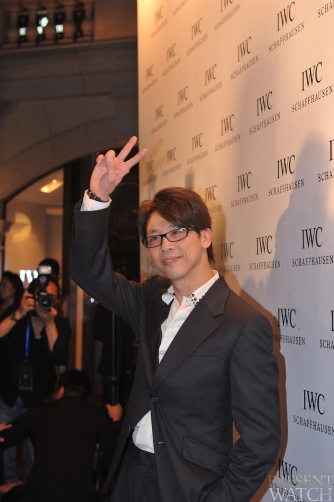 IWC Boutique Opening 003