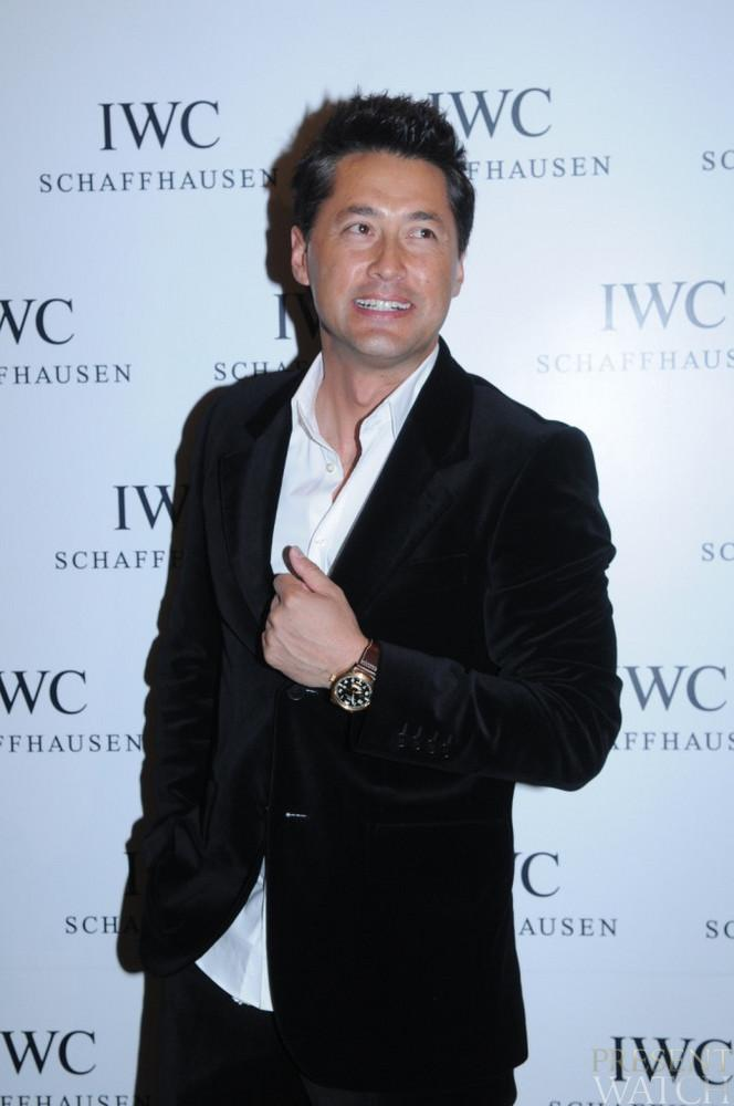 IWC Boutique Opening 005
