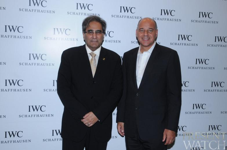 IWC Boutique Opening 008