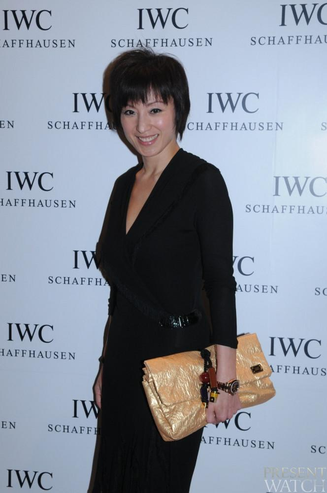 IWC Boutique Opening 010