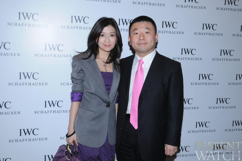 IWC Boutique Opening 013