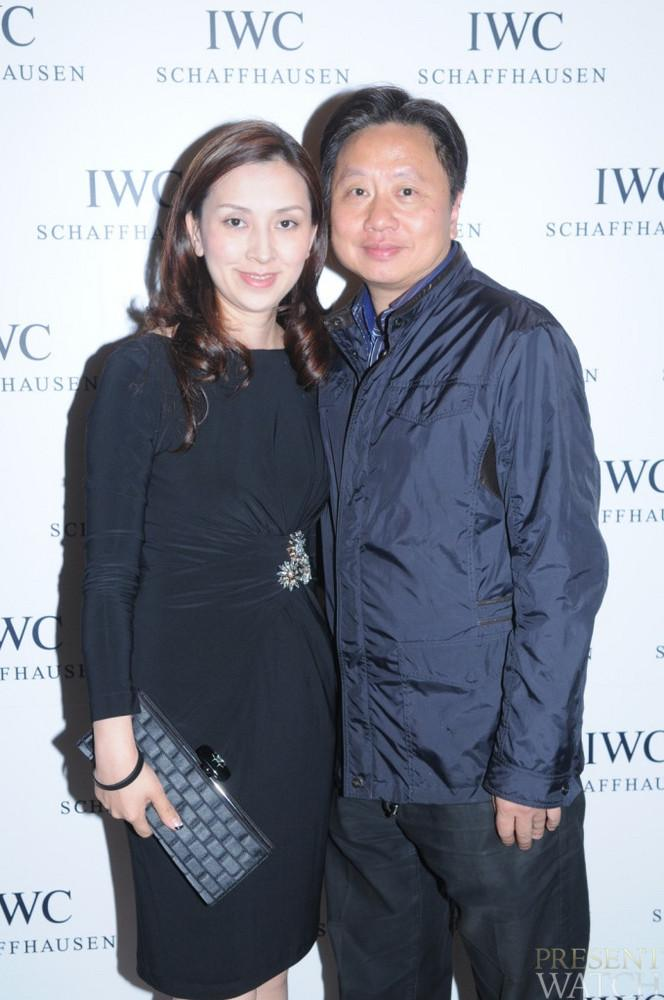 IWC Boutique Opening 014