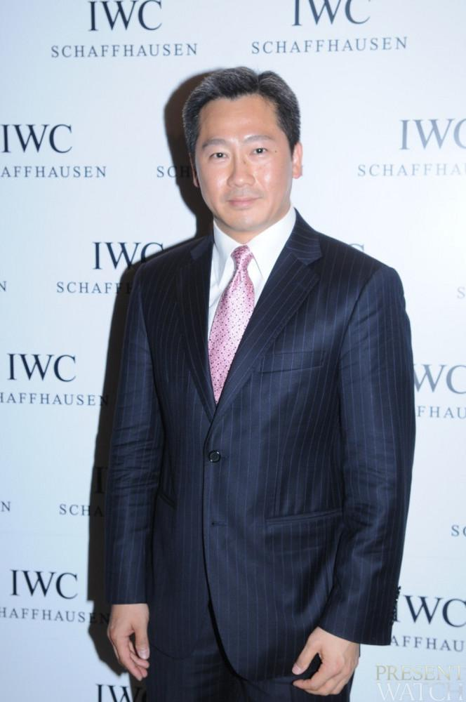 IWC Boutique Opening 015