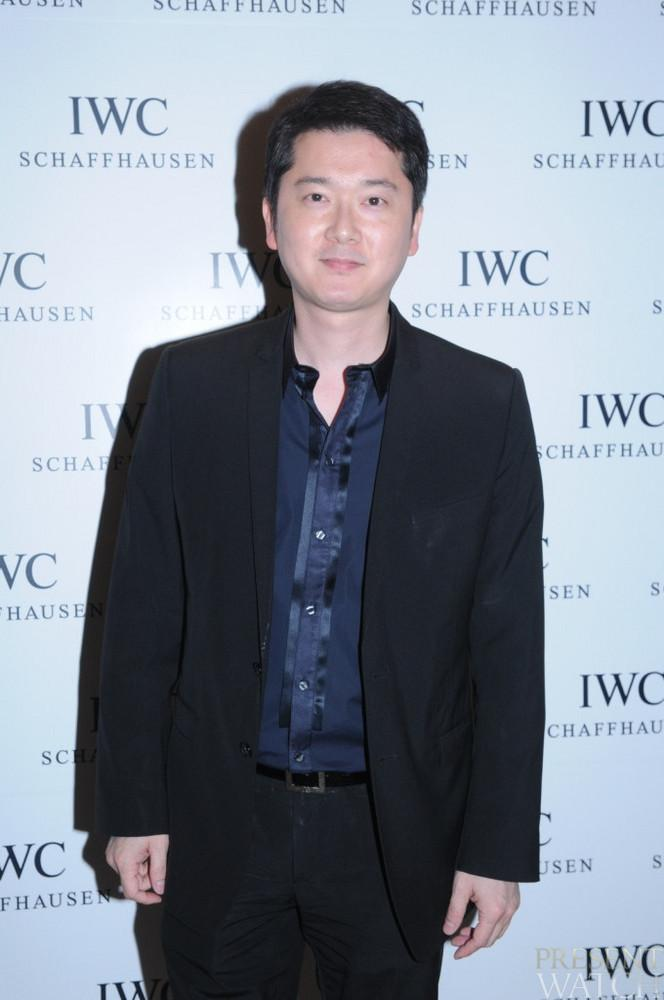 IWC Boutique Opening 017
