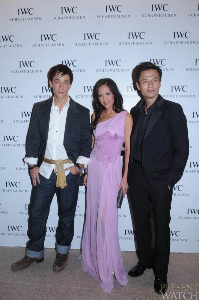 IWC Boutique Opening 018