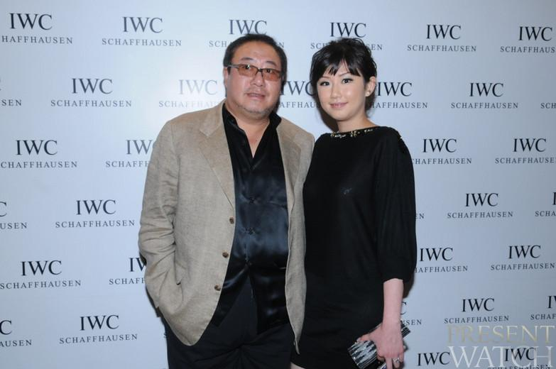 IWC Boutique Opening 019