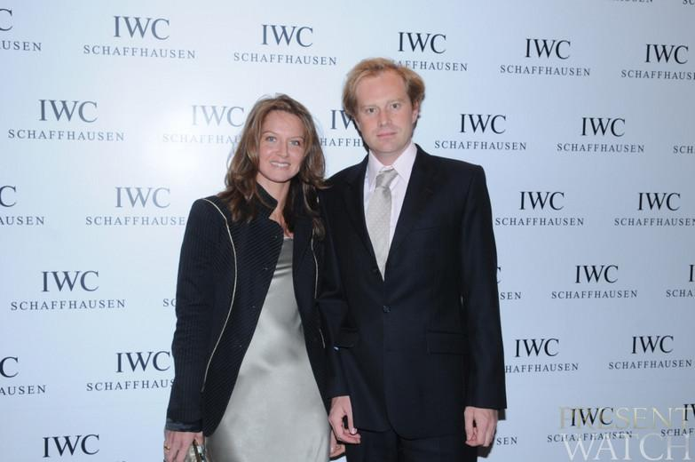 IWC Boutique Opening 020