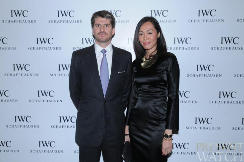 IWC Boutique Opening 021