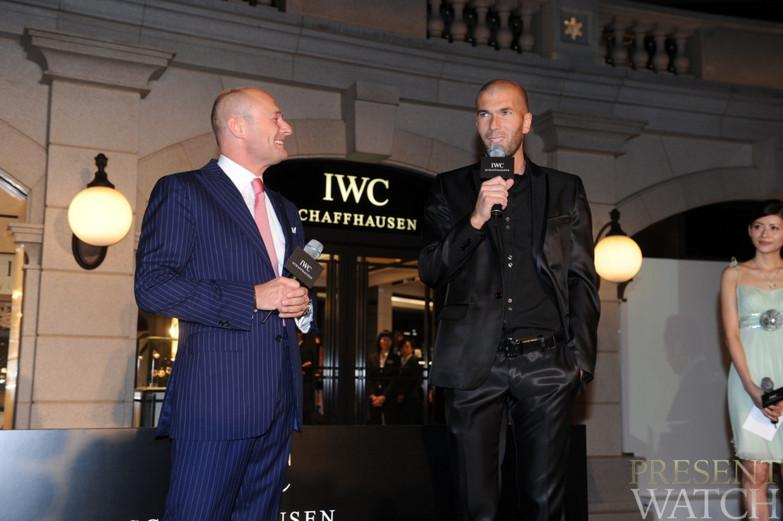 IWC Boutique Opening 025