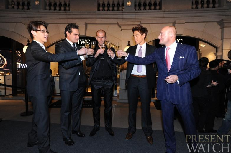 IWC Boutique Opening 029