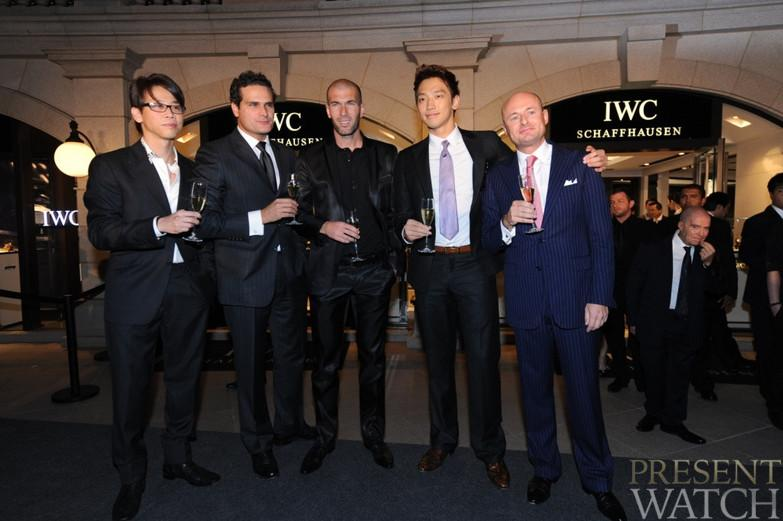 IWC Boutique Opening 030