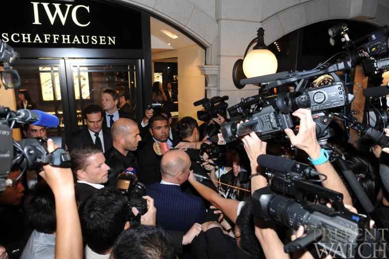 IWC Boutique Opening 031