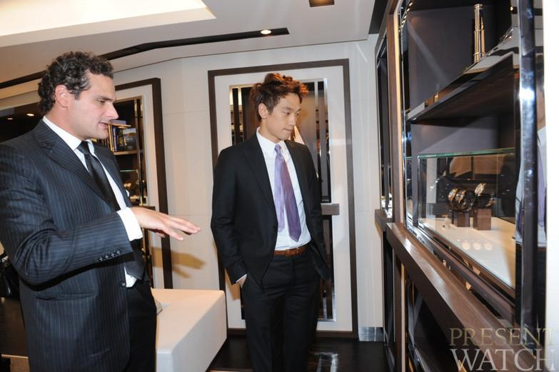 IWC Boutique Opening 033