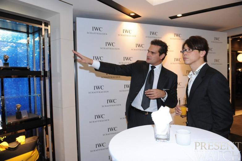 IWC Boutique Opening 034